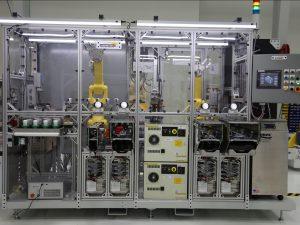 Assembly System 3x4