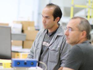Robot Engineers review custom machinery design