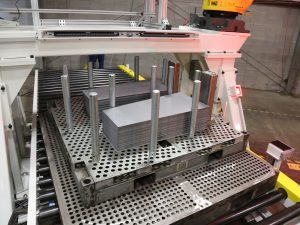 Pallet Infeed 3x4