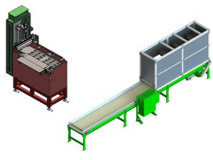 Tank & Conveyor 3x4