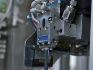 robotic-plural-component-meter-mix-dispense-urethane-epoxy-potting