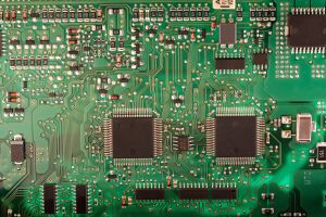 Electric vehicle PC board