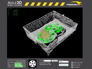 Agile 3D Bin Pick