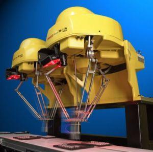 Fanuc M-1iA Delta Robots